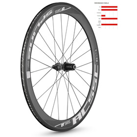 "DT Swiss RC 55 C Spline Koło 28"" tylne koło Carbon 130/5 mm czarny"
